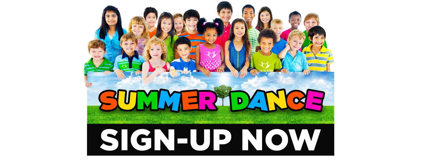 Summer Dance: Sign-up Now